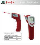 온도 전자총 몸의 접촉이 없는 디지털 Laser 적외선 온도계