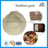Высокое качество Xanthan Gum применяются в пищу с помощью новой технологии