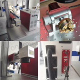 Plastikmarkierung und Drucken CO2 Laser-Maschine