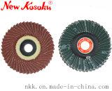 """4"""" Disco molle e flessibile della falda per l'acciaio inossidabile di alluminio e di legno, della plastica,"""