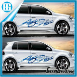Racing Lines Tattoos Car Decal Vinyl Body Sticker