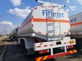 アフリカのためのBeiben 6X4 10の荷車引き20000Lの燃料タンクのトラック