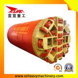 Aléseuse de tunnel automatique de roche de la Chine 1000 millimètres
