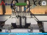Muti-Köpfe Fabrik-Preis 1325 der CNC-Fräser-Maschinen-Gravierfräsmaschine-1300X2500mm