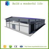 Estructuras metálicas para modular la estructura de acero de almacén