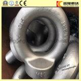 Tornillos de ojo de elevación galvanizados del acero DIN580 del acero de carbón de C15e M16
