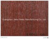 Film en bois de décor des graines de PVC