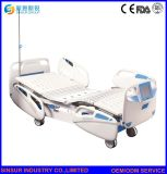 ISO/Ceの公認の贅沢な電気医療機器ICUの病院の看護のベッド