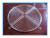 PVC에 의하여 입히는 금속 와이어 메시 팬 가드