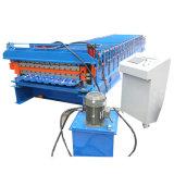 Trapezoider/Ibr Typ Profil-Dach-Blatt-Formungs-Maschine