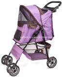 Poussette pour animaux de compagnie Chariot porte-cage Chariot pour chien