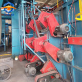 Hangende het Vernietigen van het Schot van het Type van Haak Machine om de Kleine Delen van het Staal Schoon te maken
