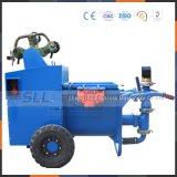 Meno diesel della macchina della pompa di iniezione di cemento liquido dell'assorbimento di corrente di energia da vendere
