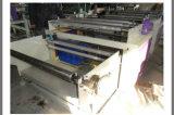 Roulis non tissé automatique de tissu à la machine de découpage en travers de feuilles (DC-HQ 1200)