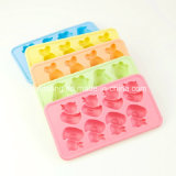 Divers et coloré Silicone Ice Cube Tray / Cake Mold