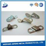 Fabrication d'alliage d'aluminium d'étirage profond de haute précision d'OEM estampant des pièces