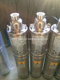 4qgd Parafuso Submersíveis, bomba de água da bomba de água submersível eléctrico
