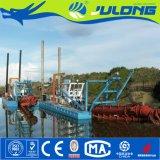 Dragueur de dragage d'aspiration de coupeur hydraulique de profondeur de Julong 15m