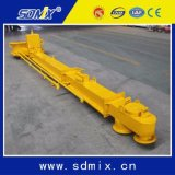 219mm Kleber-Aufbau-Maschinerie-Schrauben-Förderanlage für heißen Verkauf