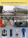 Nfpa2112 Katoenen Vuurvaste Broek Workwear met Weerspiegelende Band