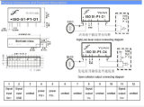 De onda sinusoidal onda de la señal diente de sierra de bajo coste dual Aislamiento transmisor IC Sy S4-P2-O2