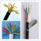 Isolation en PVC résistant au feu le câble de commande blindé