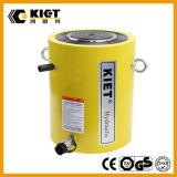 Cilindro idraulico di alto tonnellaggio a semplice effetto di serie di Clsg