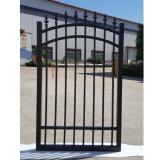 De hete Verkoop Gegalvaniseerde Poort van de Tuin van het Staal Decoratieve met Uitstekende kwaliteit