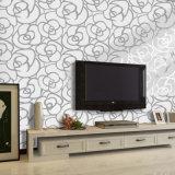 La parte superior Quanlity moderno diseño 3D China barata Wallpaper