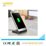 Cargador sin hilos portable portuario micro del USB para el iPhone