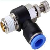 고품질 압축 공기를 넣은 1개의 접촉 강요 자물쇠 이음쇠