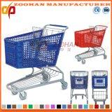 Nagelneue Plastikeinkaufen-Laufkatze (Zht27)