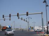 Signal utilisé par Pôle sec puissant Pôles de circulation routière de Pôles de réverbère de feu de signalisation
