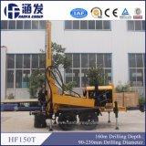 160m Cheap Mobile le forage de puits de forage en eau profonde (HF150T)
