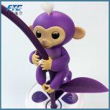 Обезьяна младенца толковейшей обезьяны Fingerlings игрушки перста взаимодействующая