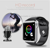 Самые новые цветастые цифров/спорт/wristwatch Bluetooth франтовской с гнездом для платы SIM