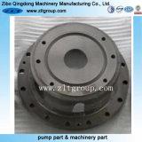 Kundenspezifische Kohlenstoffstahl-/Stainles Stahlsand-Gusserzeugnisse mit der CNC maschinellen Bearbeitung