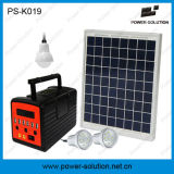 2016 Nouveaux kits solaires populaires avec 6 chargeurs USB pour téléphone mobile