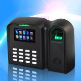 Máquina de huellas dactilares de asistencia con TCP / IP o RS232 / RS485 (Qclear-C)