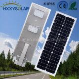 Liga de alumínio 20W LED Solar Luz de rua no estilo SMD