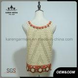 卸し売り女性のかぎ針編みのタンクトップのベスト