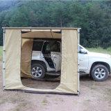 Durchführbarkeit-kampierendes Dach-Spitzenzelt mit seitlicher Markise