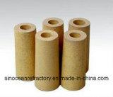 Inserti di ugello di ceramica di Zirconia per l'ugello di conteggio del pozzetto di colata