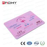 A venda quente RFID do fabricante do cartão de Rfidhy Dual cartão da freqüência