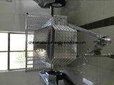 Toolbox van het Aluminium van de Plaat van de controleur voor de Opslag van de Auto's van de Vrachtwagen