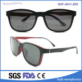 Солнечные очки новой конструкции классические и оптически рамка