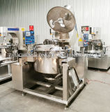 商業機械を作るカラメルのガスによって作動させるポップコーン