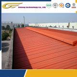 Bâtiment de haute qualité des matériaux de construction de toit panneau de toit de métal