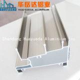 Perfil de alumínio anodizado de extrusão para Porta e janela