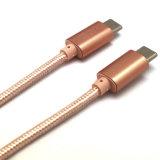 Нейлоновые экранирующая оплетка USB 3.1 Тип C для кабеля типа C